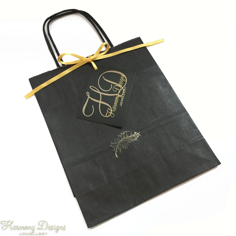 Picture of Black Gift Bag