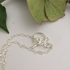 Picture of Strikingly structural - Crackled Quartz - Preciosa Crystal - Wire Work - Forged - Natural Shimmer - Necklace (N3)